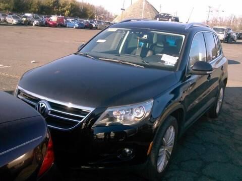 2011 Volkswagen Tiguan for sale at Cj king of car loans/JJ's Best Auto Sales in Troy MI