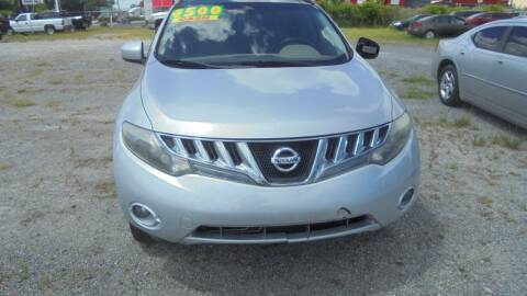 2009 Nissan Murano for sale at Auto Mart - Moncks Corner in Moncks Corner SC