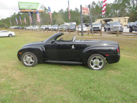 2004 Chevrolet SSR for sale at Ward's Motorsports in Pensacola FL