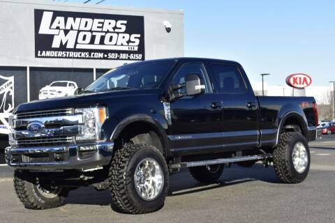 2017 Ford F-250 Super Duty for sale at Landers Motors in Gresham OR