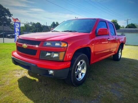 2012 Chevrolet Colorado for sale at Cutiva Cars in Gastonia NC