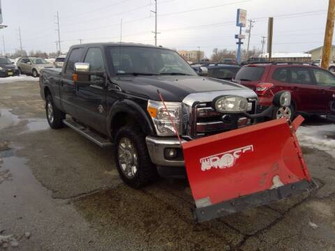 2012 Ford F-250 Super Duty for sale at Regency Motors Inc in Davenport IA