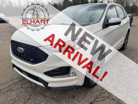 2019 Ford Edge for sale at Elhart Automotive Campus in Holland MI
