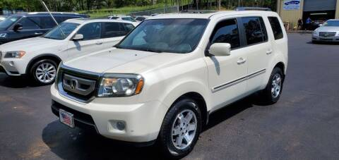 2011 Honda Pilot for sale at GA Auto IMPORTS  LLC in Buford GA