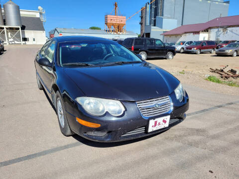 1999 Chrysler 300M for sale at J & S Auto Sales in Thompson ND