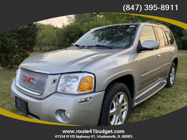 2006 GMC Envoy for sale at Route 41 Budget Auto in Wadsworth IL