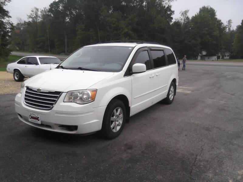 2008 Chrysler Town and Country for sale at Clucker's Auto in Westby WI