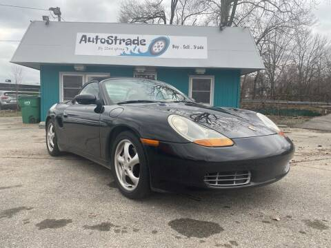 2000 Porsche Boxster for sale at Autostrade in Indianapolis IN