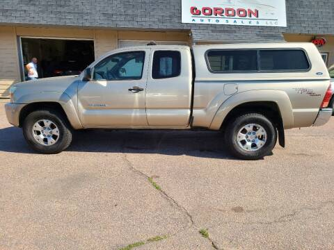 2006 Toyota Tacoma for sale at Gordon Auto Sales LLC in Sioux City IA