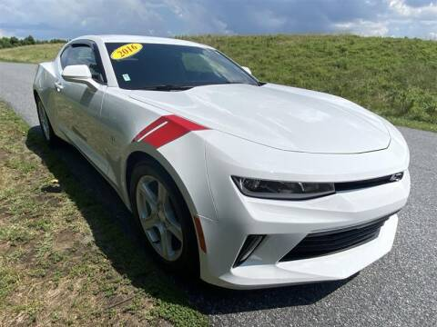2016 Chevrolet Camaro for sale at Mr. Car City in Brentwood MD