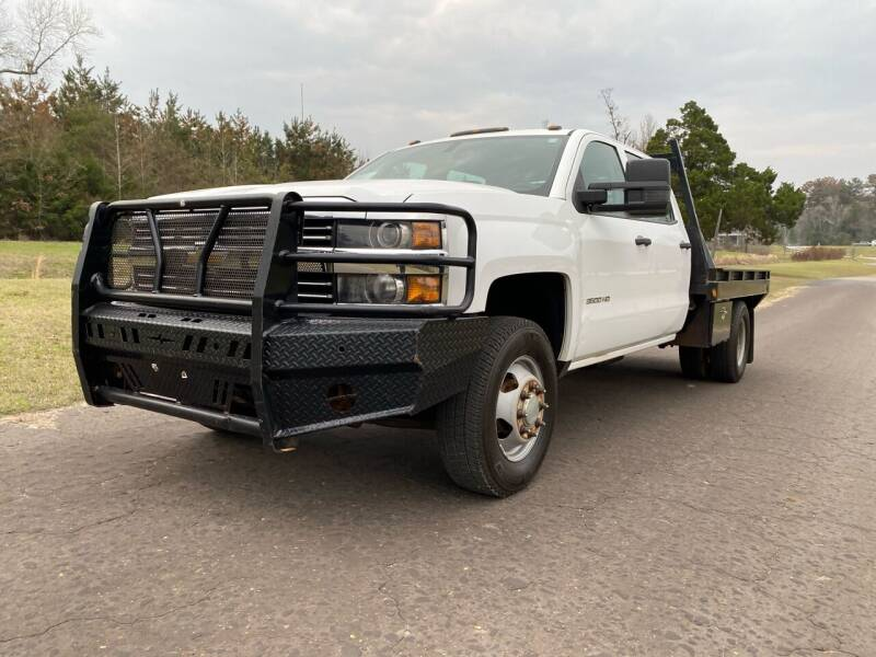 2016 Chevrolet Silverado 3500HD for sale at Russell Brothers Auto Sales in Tyler TX