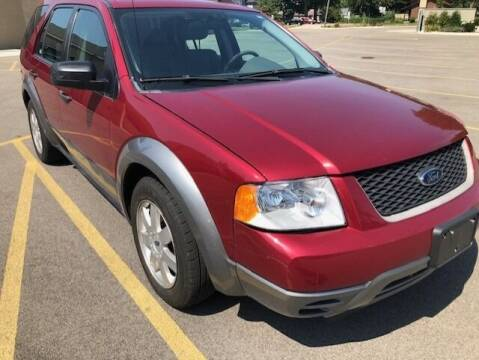 2005 Ford Freestyle for sale at Fuzzy Dice Motorz LLC in Batavia IL