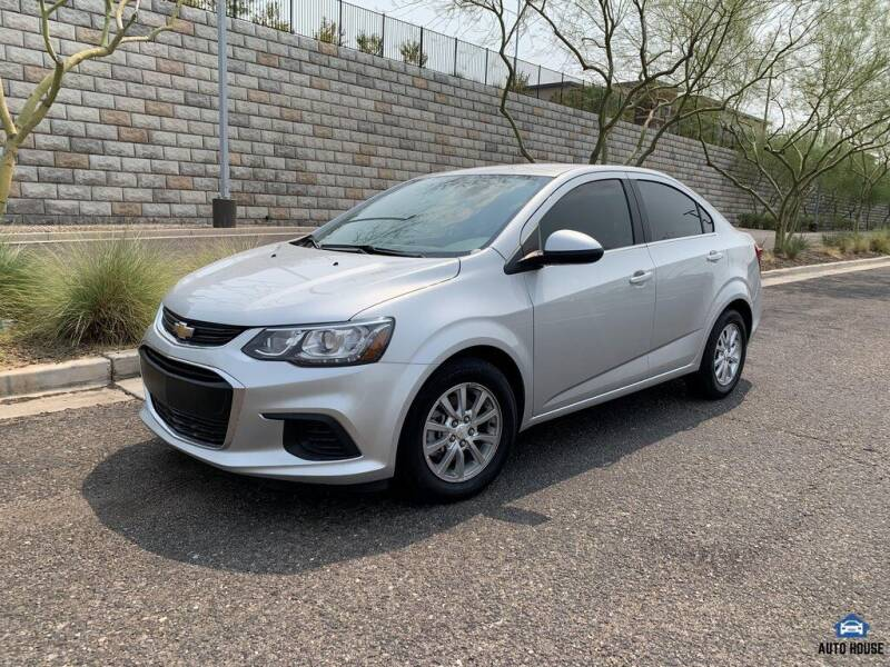 2019 Chevrolet Sonic for sale at AUTO HOUSE TEMPE in Tempe AZ