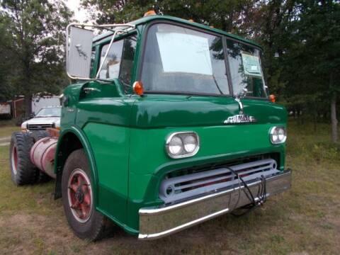 1962 Mack Truck for sale at Classic Car Deals in Cadillac MI
