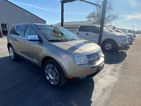 2008 Lincoln MKX for sale at Hill Motors in Ortonville MN