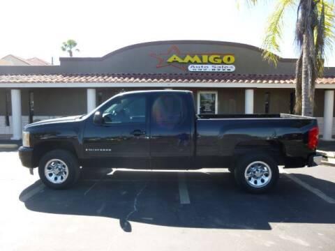 2008 Chevrolet Silverado 1500 for sale at AMIGO AUTO SALES in Kingsville TX