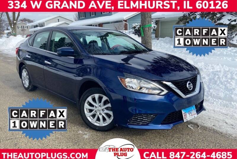 2018 Nissan Sentra for sale in Elmhurst, IL