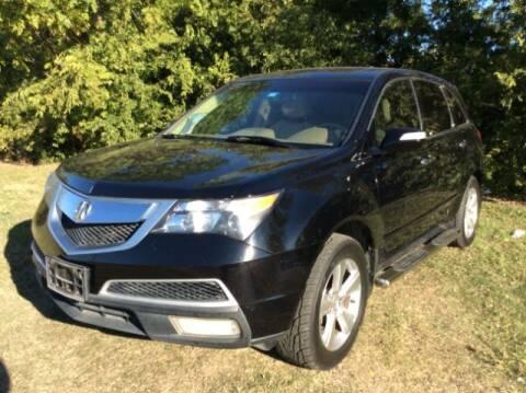 2011 Acura MDX for sale at Allen Motor Co in Dallas TX