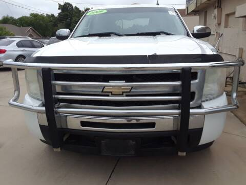 2009 Chevrolet Silverado 1500 for sale at Auto Haus Imports in Grand Prairie TX