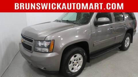 2012 Chevrolet Tahoe for sale at Brunswick Auto Mart in Brunswick OH