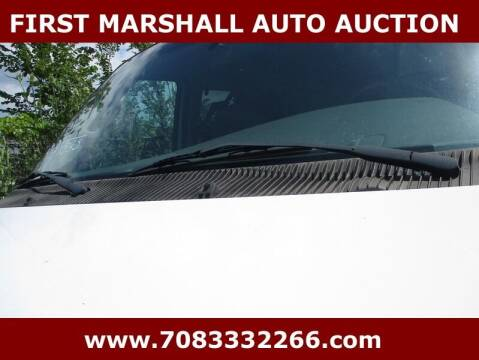 2007 Ford E-Series Cargo for sale at First Marshall Auto Auction in Harvey IL