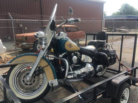 1998 Harley-Davidson FLSTC for sale at Antique Motors in Plymouth IN