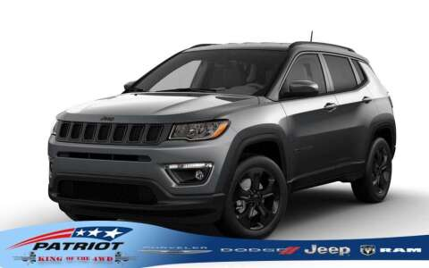 2021 Jeep Compass for sale at PATRIOT CHRYSLER DODGE JEEP RAM in Oakland MD