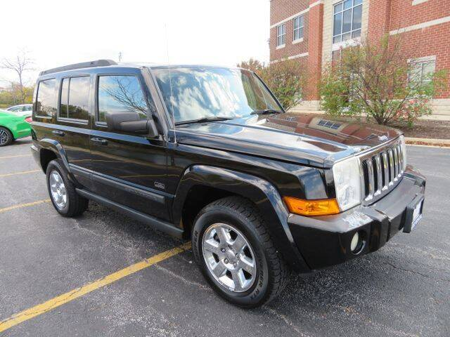 2007 Jeep Commander for sale at Import Exchange in Mokena IL