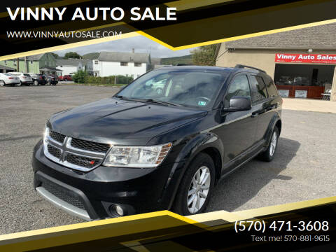 2013 Dodge Journey for sale at VINNY AUTO SALE in Duryea PA