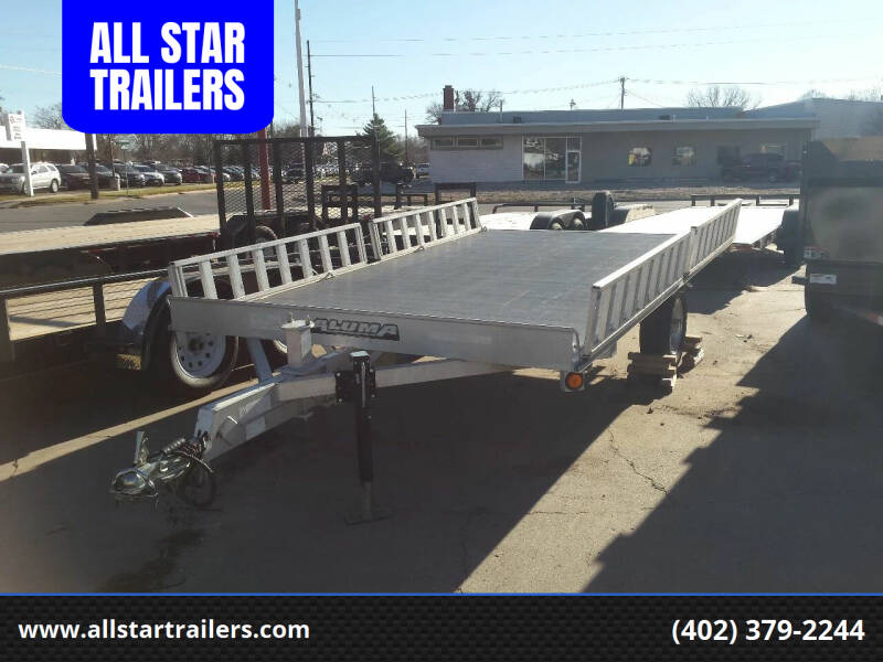 2009 USED 8812 ALUMA for sale at ALL STAR TRAILERS Used in , NE