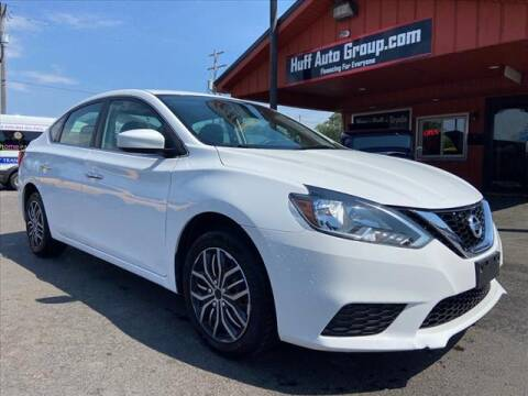 2016 Nissan Sentra for sale at HUFF AUTO GROUP in Jackson MI