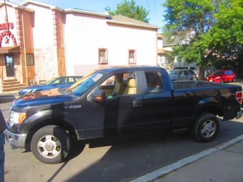 2013 Ford F-150 for sale at Cali Auto Sales Inc. in Elizabeth NJ