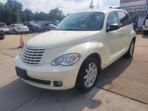 2008 Chrysler PT Cruiser for sale at Quallys Auto Sales in Olathe KS