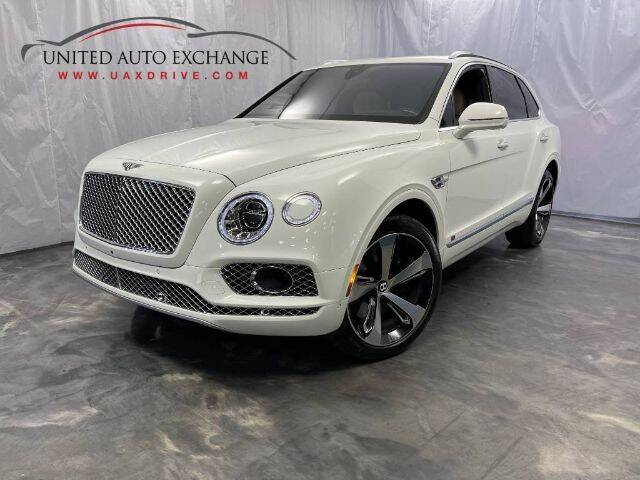 2017 Bentley Bentayga for sale at United Auto Exchange in Addison IL