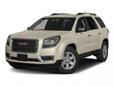 2015 GMC Acadia for sale at HILAND TOYOTA in Moline IL