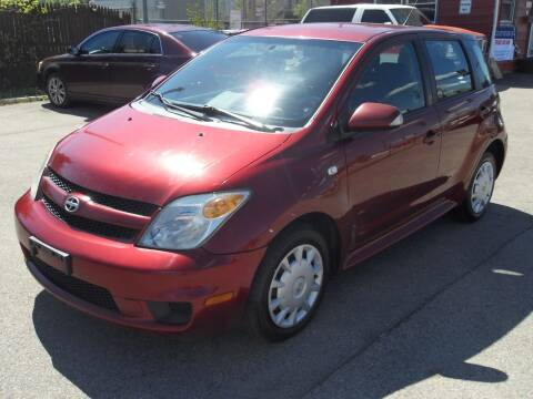 2006 Scion xA for sale at GLOBAL AUTOMOTIVE in Grayslake IL
