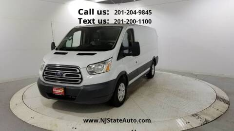2016 Ford Transit Cargo for sale at NJ State Auto Used Cars in Jersey City NJ