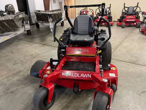 2021 WorldLawn Diamondback for sale at Southside Outdoors in Turbeville SC