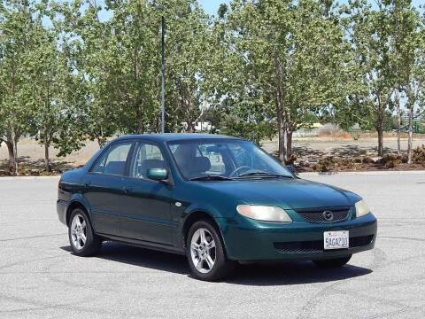 2003 Mazda Protege for sale at Crow`s Auto Sales in San Jose CA