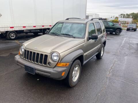 2006 Jeep Liberty for sale at Vuolo Auto Sales in North Haven CT