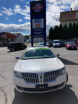 2011 Lincoln MKZ Hybrid for sale at Ramstroms Service Center in Worcester MA