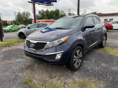 2011 Kia Sportage for sale at Credit Connection Auto Sales Dover in Dover PA