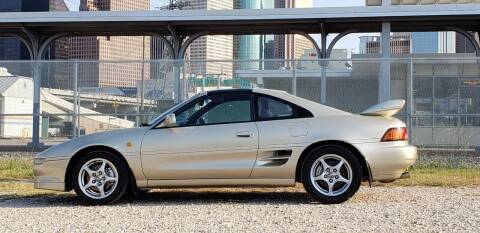 1998 Toyota MR2 for sale at AC MOTORCARS LLC in Houston TX