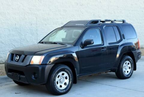 2006 Nissan Xterra for sale at Raleigh Auto Inc. in Raleigh NC