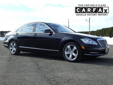 2013 Mercedes-Benz S-Class for sale at Atlantic Car Company in East Windsor CT