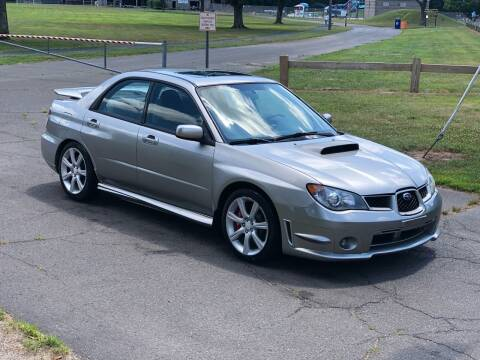 2006 Subaru Impreza for sale at Choice Motor Car in Plainville CT