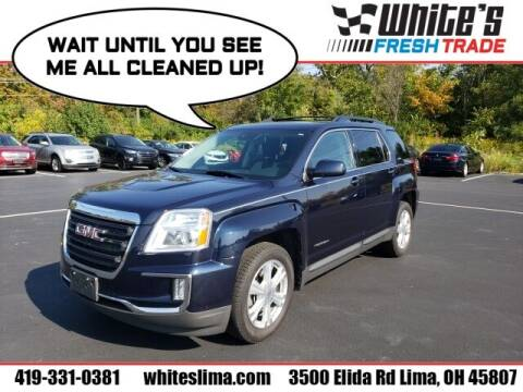 2017 GMC Terrain for sale at White's Honda Toyota of Lima in Lima OH
