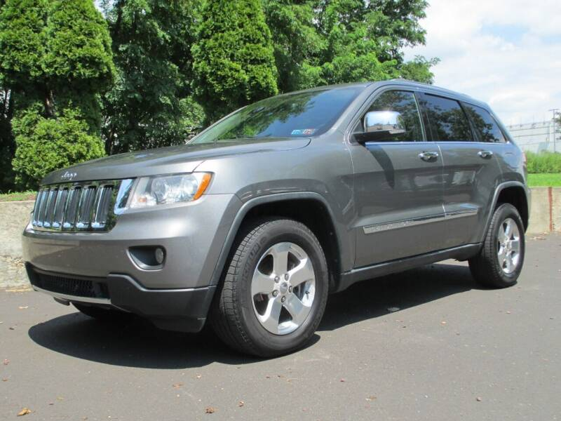 2012 Jeep Grand Cherokee for sale at PA Direct Auto Sales in Levittown PA