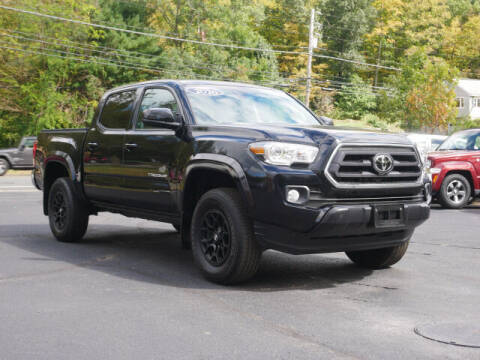 2020 Toyota Tacoma for sale at Canton Auto Exchange in Canton CT