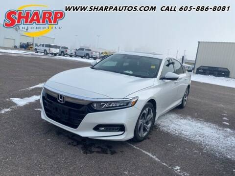 2018 Honda Accord for sale at Sharp Automotive in Watertown SD